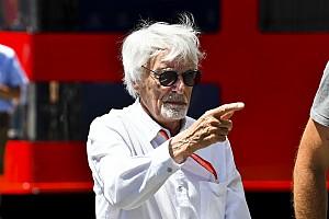 """Ecclestone detona F1 atual se diz contra calendário longo: """"supersaturação como no tênis"""""""