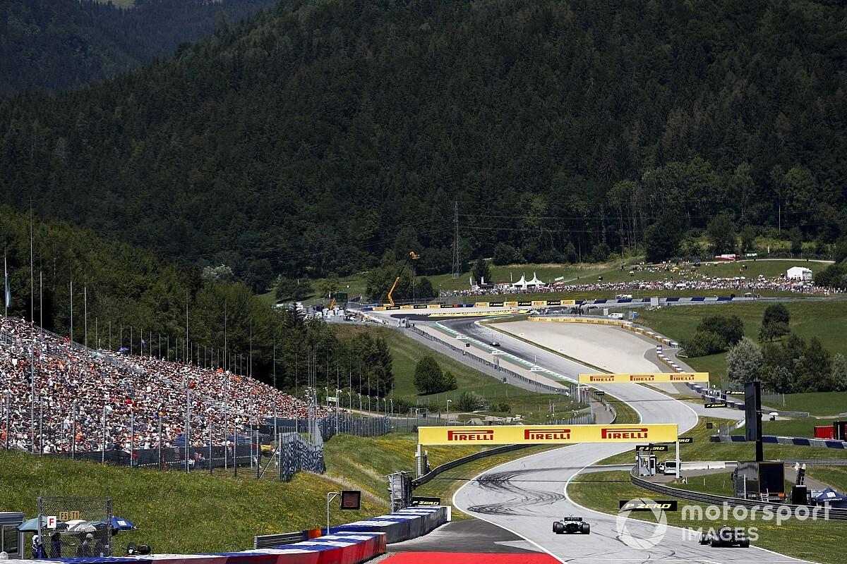 Az osztrák kormány engedélyezte a Forma-1-es versenyek megtartását!