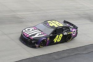 11-time Dover winner Jimmie Johnson fastest in final practice