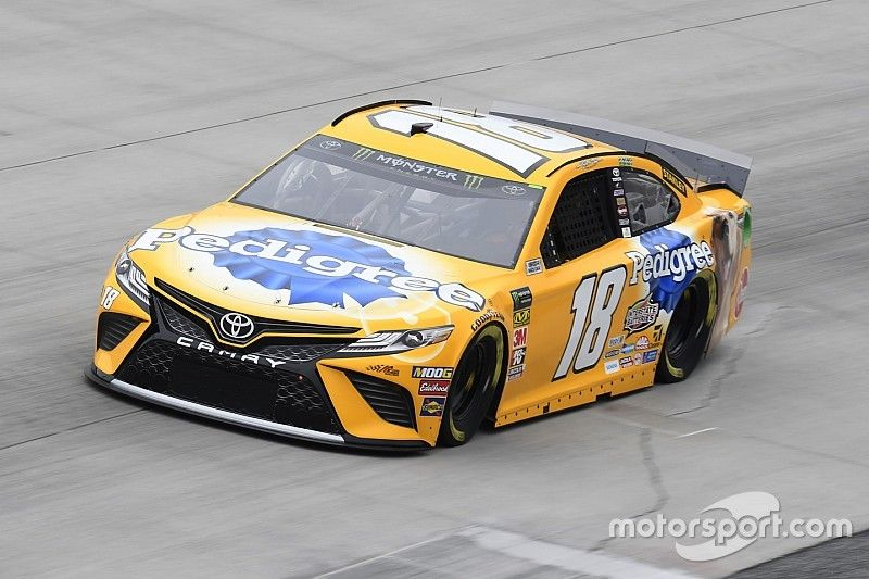 Kyle Busch: 'The (aero) package sucked. No question about it'