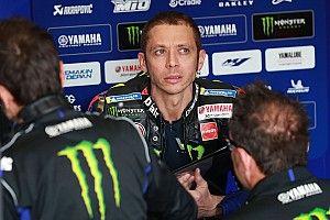 Rossi : Je méritais mieux que la 13e place