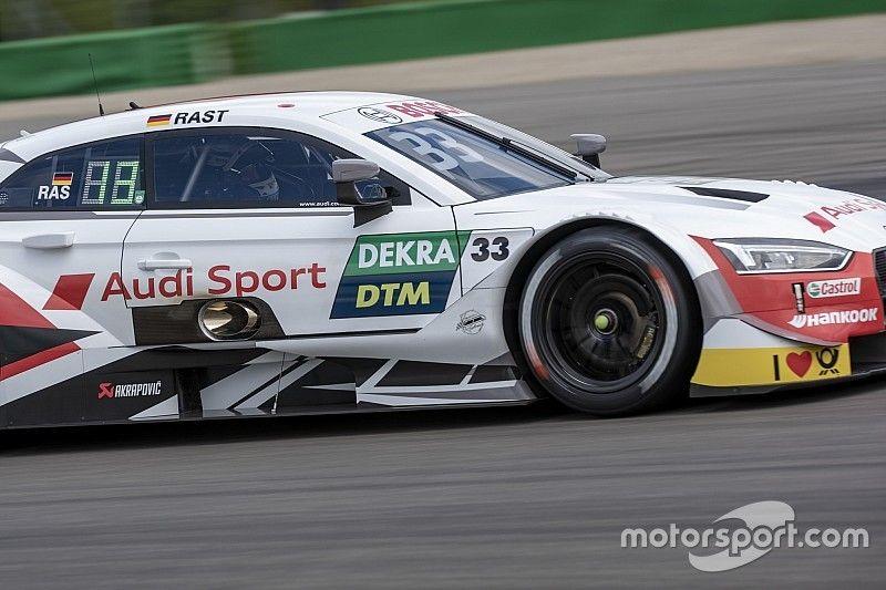 Rast remonta y da gran victoria a Audi