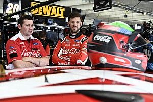 Daniel Suarez says 'victories will come,' so why not Charlotte?