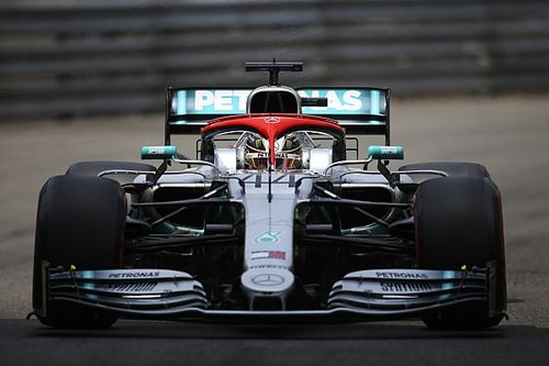 Ergebnis: Formel 1 Monaco 2019, Qualifying