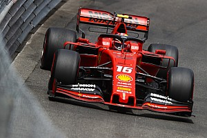 地元モナコでまさかの予選Q1敗退……ルクレール、チームの決定に納得できず