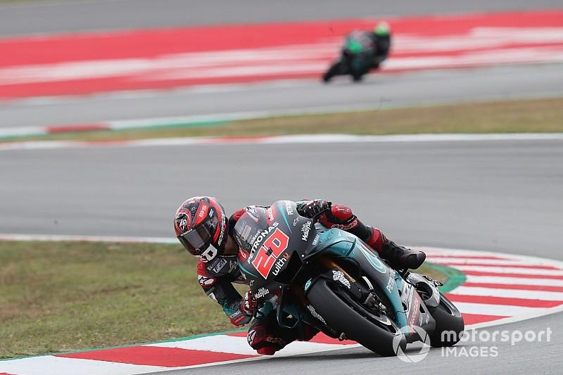 Qualifs - Quartararo tient Márquez en respect et signe une 2e pole!