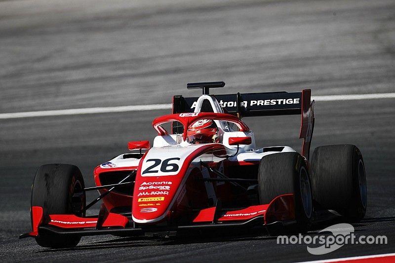 Армстронг выиграл квалификацию Ф3 в Австрии, Шварцман остался 12-м