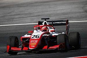 F3オーストリア予選:アームストロングがPP。名取鉄平21番手、角田裕毅27番手