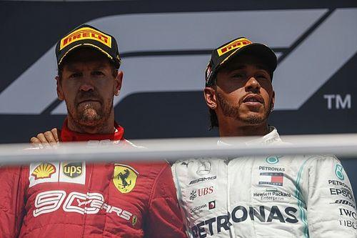 """Vettel : """"Ça ne rend pas notre sport populaire"""""""