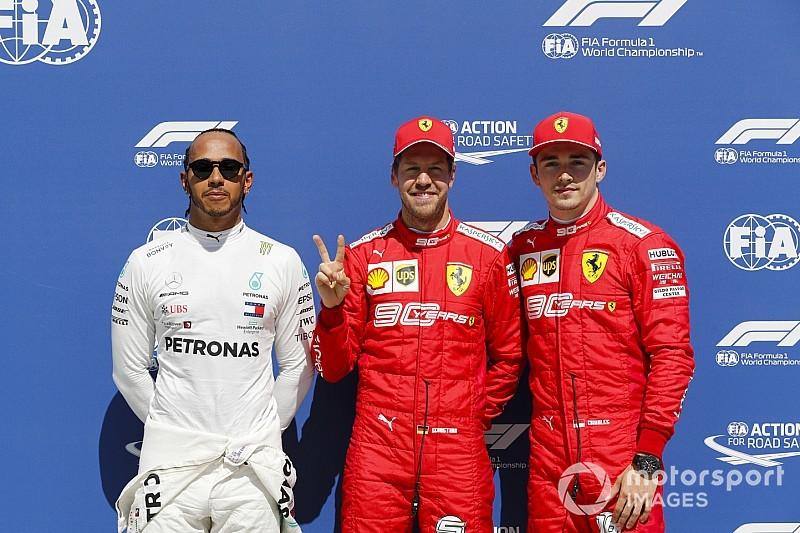Kanada GP: Vettel, 2019 sezonundaki ilk pole pozisyonunu aldı!