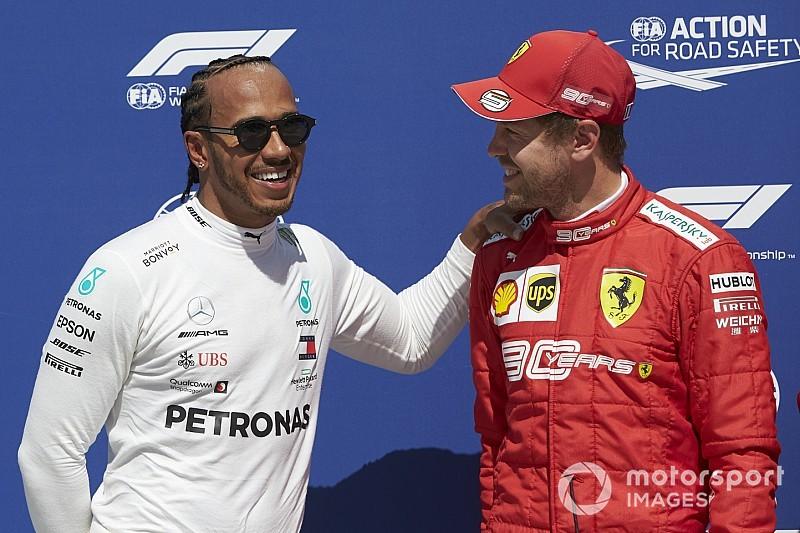 """Vettel: """"Vak, aki szerint büntetést érdemeltem"""""""