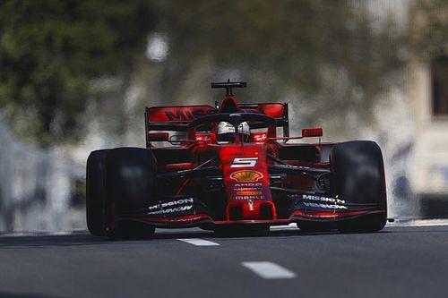 Vettel a payé cash l'absence d'aspiration