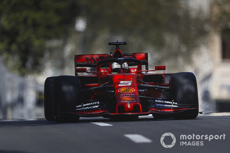 Vettel a payé cash l'absence d'aspiration