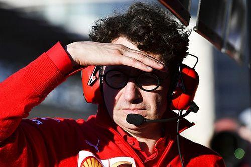Chefe da Ferrari vê similaridade com a época de Schumacher