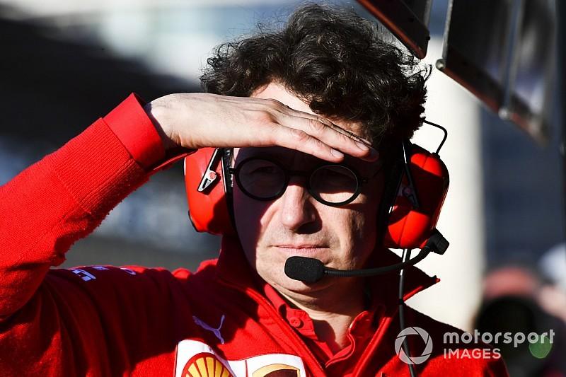 """Binotto è convinto: """"La Ferrari tornerà quella dei tempi di Schumacher!"""""""