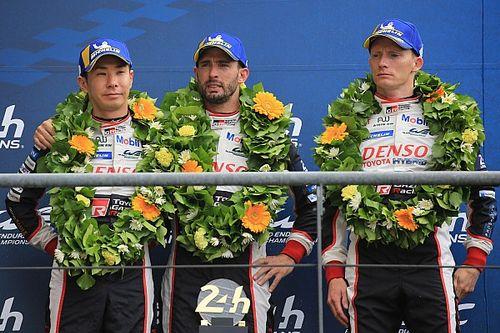 Encuesta: ¿Debió Toyota darle el triunfo al auto #7 después del pinchazo en Le Mans?