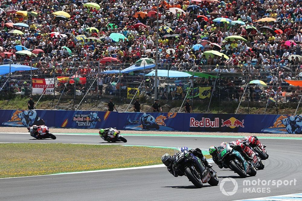 MotoGP aplaza el GP de España en Jerez