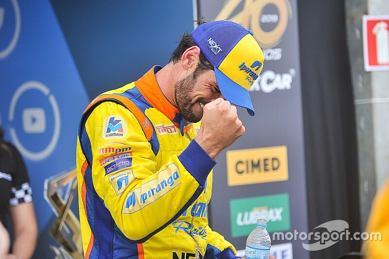 """Camilo diz que quarta pole consecutiva na Stock Car é """"indescritível"""""""