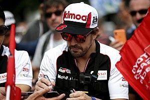 """Alonso: Formula 1'e """"hemen"""" yarış kazanabileceğim bir araç olursa döneceğim"""