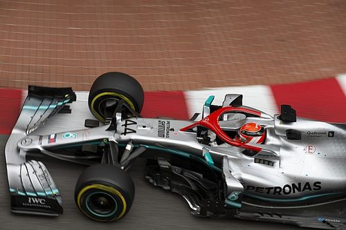 Top actuaciones F1 2019: Hamilton con los neumáticos en Mónaco