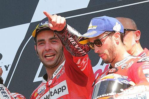 Петруччи о первой победе в MotoGP: Это не здорово для Ducati, теперь буду помогать Дови стать чемпионом