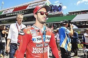 """""""Rien de nouveau"""" quant à ce qu'il manque à la Ducati, regrette Dovizioso"""
