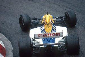 Vettel, Mansell'ın Williams FW14B'sini satın aldı