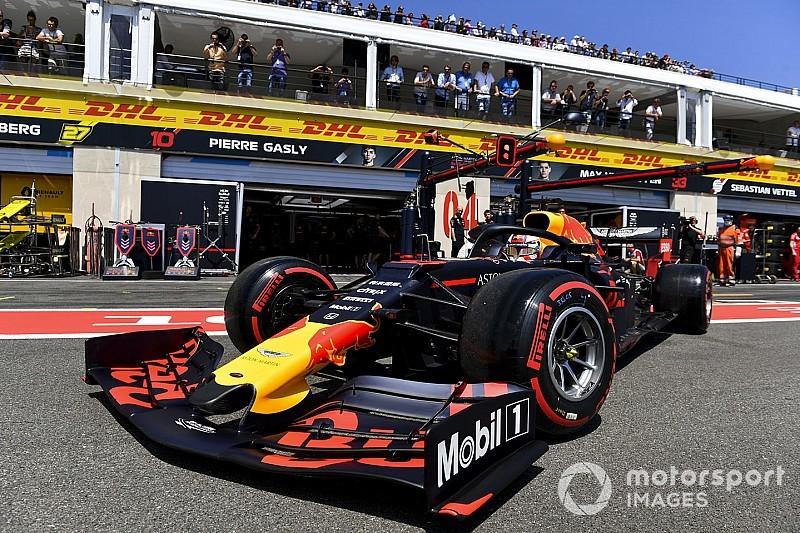 Verstappen, Honda'dan daha fazla güç istiyor