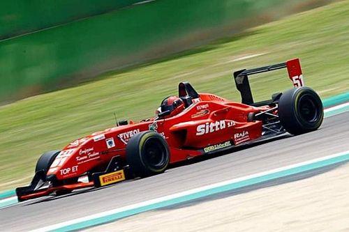 Topjet F2000 Italian Trophy: Bernardo Pellegrini re del sabato a Imola