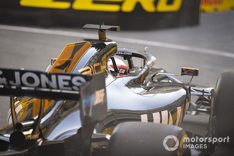 """Grosjean: """"Auto in de basis nog steeds beste in middenveld"""""""