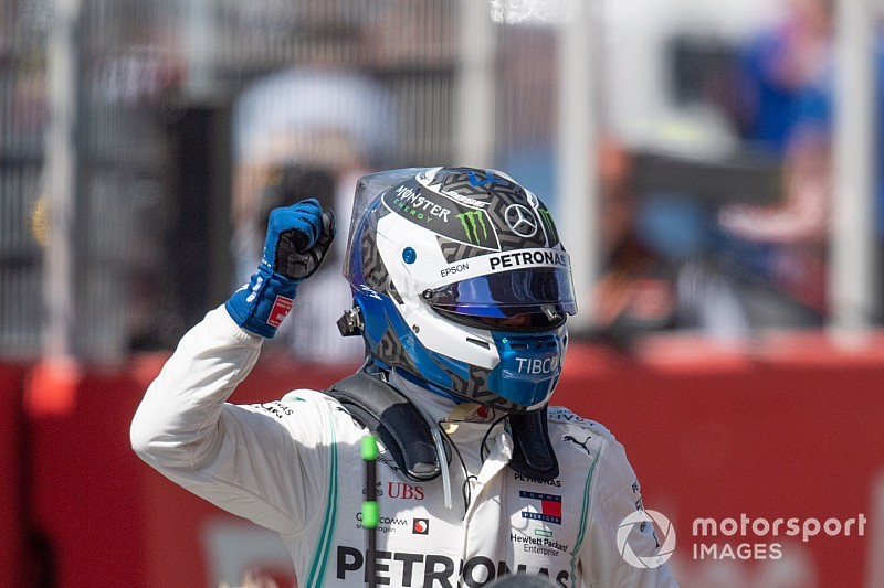 【動画】F1スペインGP予選:ボッタスPP獲得ラップオンボード映像