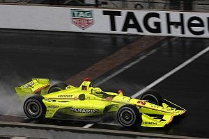 "Pagenaud: ""It was incredible to see the pace we had in the rain"""