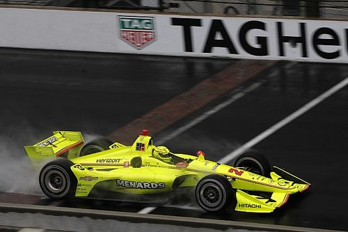 """Pagenaud: """"It was incredible to see the pace we had in the rain"""""""