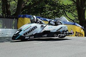 TT 2019, Sidecar: Ben e Tom Birchall suonano la nona in Gara 1