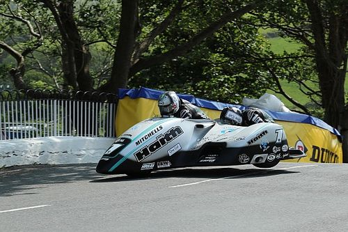 Isle of Man TT: Birchall brothers score 10th Sidecar victory