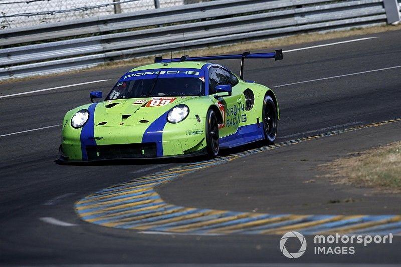 La Porsche #99 déclare forfait pour les 24 Heures du Mans