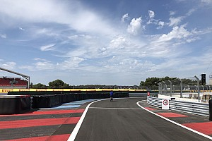 French GP reveals changes to pitlane entry