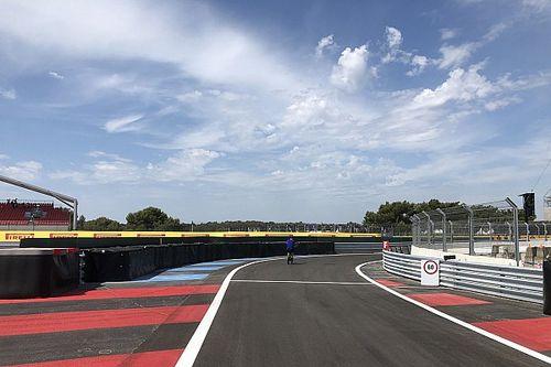 Fórmula 1: GP da França revela mudanças na entrada dos boxes
