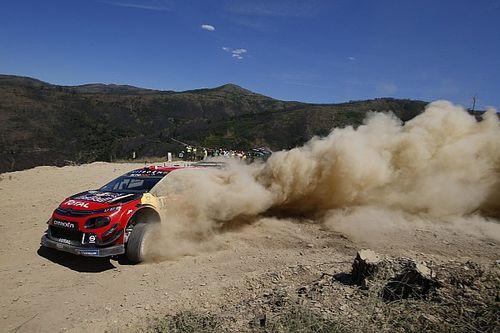 WRC, Rally Italia Sardegna, Shakedown: Ogier sbatte e poi svetta su Tanak