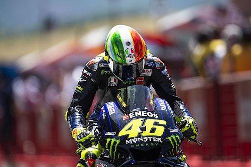 Buruknya start Rossi berawal dari FP3