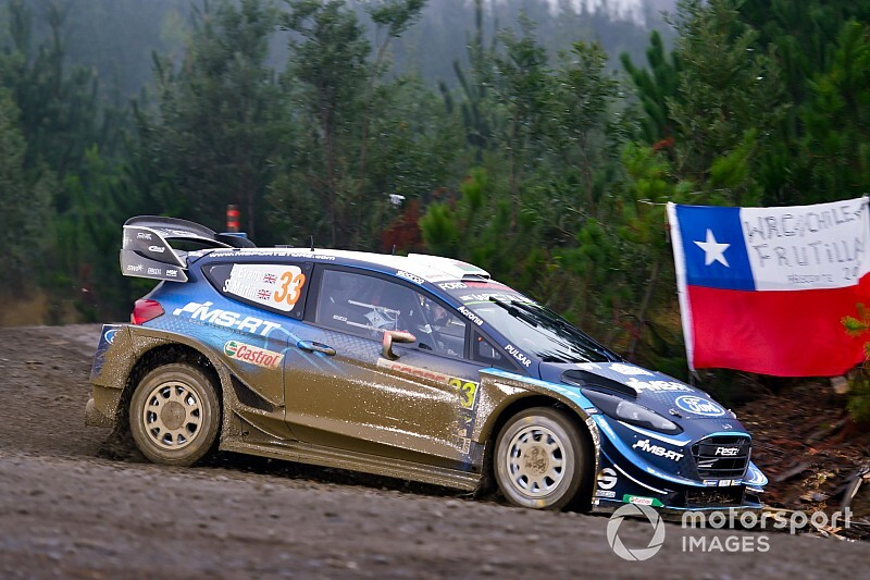 WRC: scontri violenti in Cile, cancellato il Rally 2020!