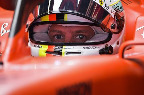 """Vettel: """"Mutluyum ancak olmak istediğimiz yerde değiliz"""""""
