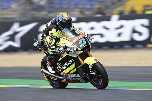 Moto2 Le Mans Qualifying: Navarro schnappt Lüthi die Pole weg