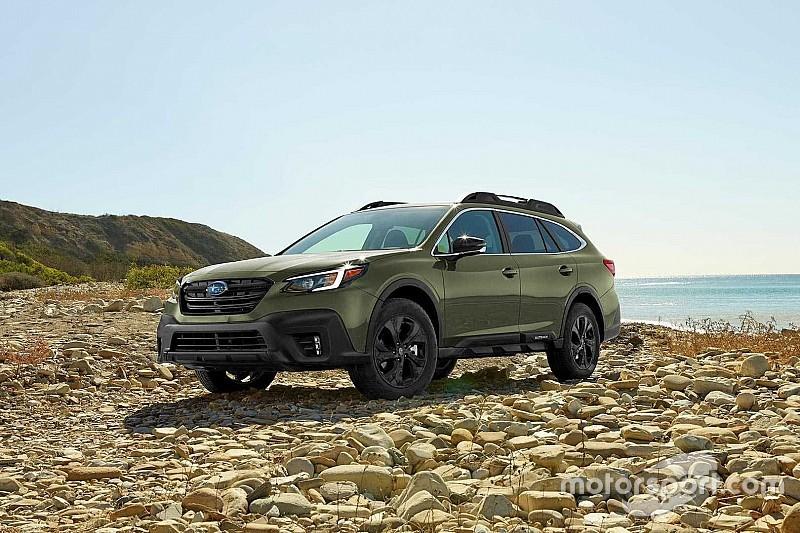 Subaru показала в Нью-Йорку нове покоління Outback