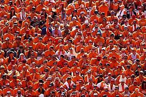 Hollanda GP için bir milyondan fazla kişi bilet talebinde bulunmuş