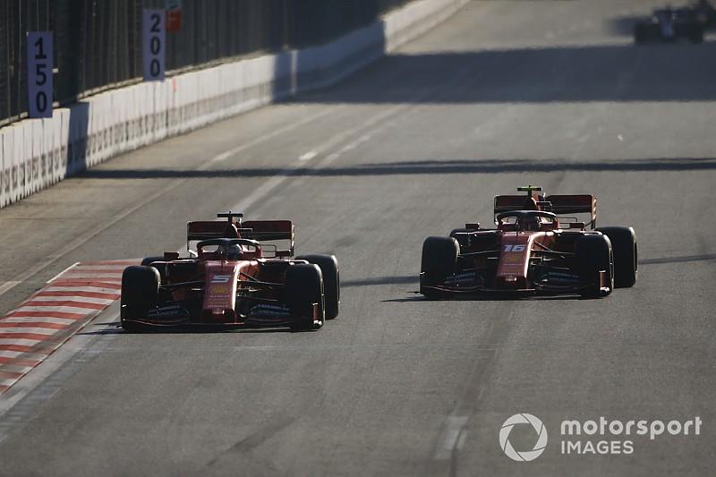 """Vettel: """"Presteer niet goed in onnatuurlijke Ferrari"""""""