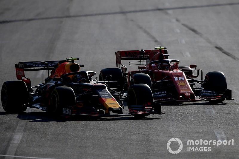 """Red Bull: Gasly avait un """"meilleur"""" rythme que Leclerc"""