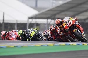 MotoGP stelt de Grand Prix van Frankrijk uit