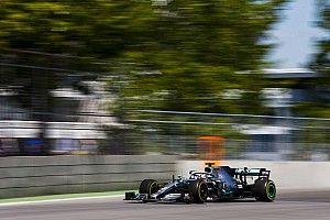 Hamilton dice que la actualización del motor Mercedes no es tan grande