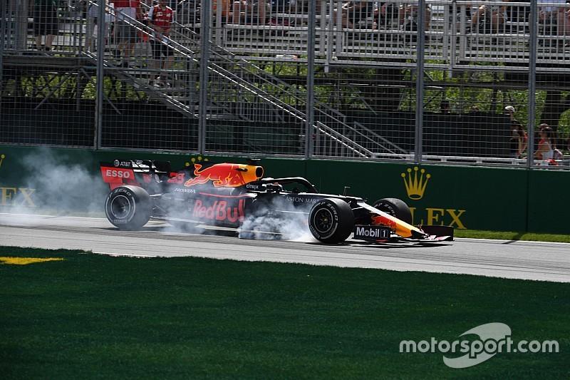 Verstappen aceita carros de F1 mais lentos para que o 'show' melhore